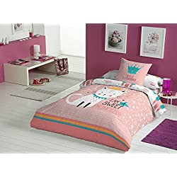 Iceberg funda nórdica reversible Royal girl cama 90 cm