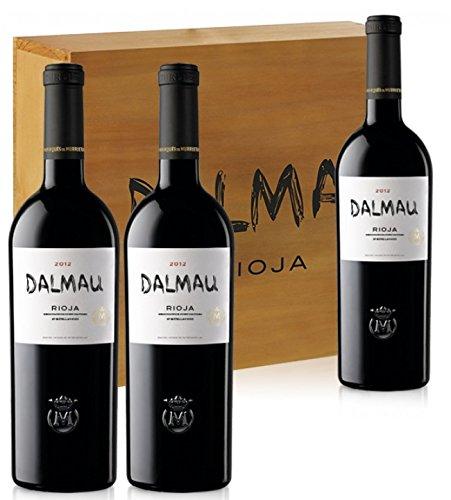 Marqués De Murrieta Dalmau Reserva 2013 - Paquete De 3 X 750 Ml - Total: 2250 Ml