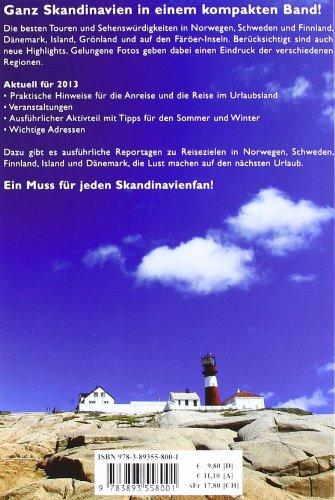 Skandinavien Reisehandbuch 2013: Alle Infos bei Amazon
