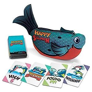 North Star Games - Juego de Cartas Happy Salmon Blue