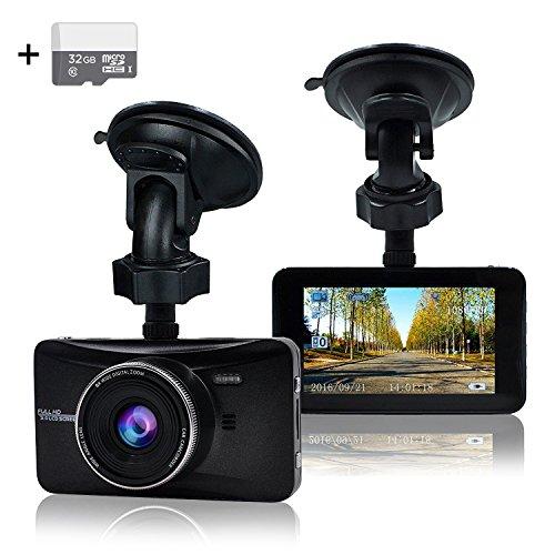 Dash Cam, OldShark FHD 1080P Car Dash Camera 3.0