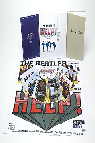 Preisvergleich Produktbild The Beatles - Help (The Movie) - Limited Edition [Deluxe Edition] [2 DVDs] [Deluxe Edition]