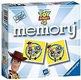 Ravensburger UK 21472 Ravensburger Disney Pixar Toy Story 4, Mini Memory Game, Multicoloured