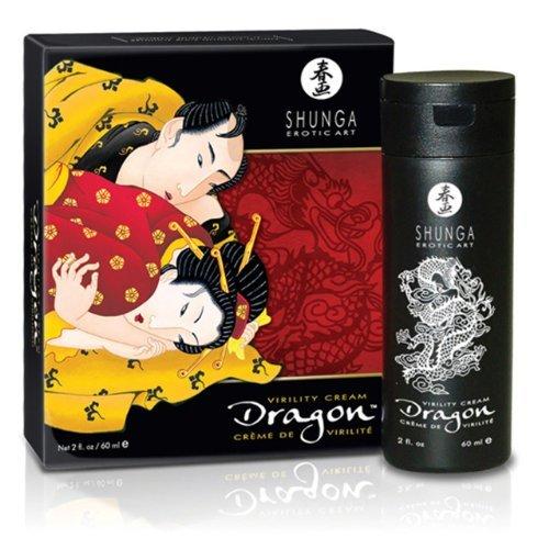 Shunga Dragon Virility Cream by Shunga