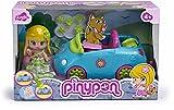 Pinypon - Figura con Coche (Famosa 700010682)