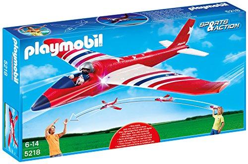 Playmobil - 5218 - Figurine - Planeur De Compétition