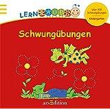 Lernraupe - Schwungübungen (Kindergarten-Lernraupe)