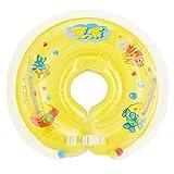 Omos Kinder Baby Säugling Aufblasbare Runde Schwimmen Ring in Verschiedenen (Gelb)