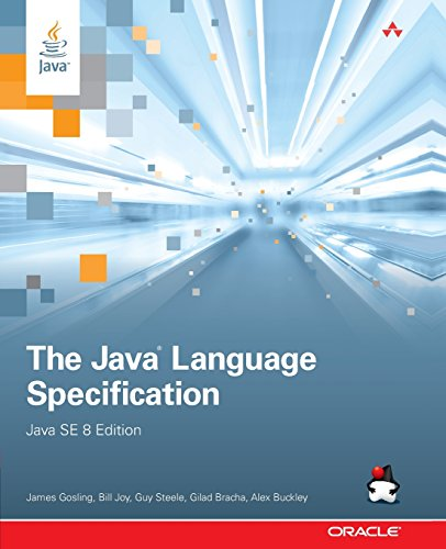 Java Language Specification, Java SE 8 Edition, The (Java Series)