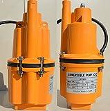 Tiefbrunnenpumpe 250W/230V / 0,33 PS / Tauchpumpe Membranpumpe / Rohrpumpe / Brunnenpumpe / Wasserpumpe T4O