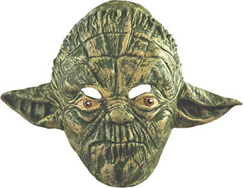 Star Wars tm Yoda tm Adult Mask (máscara/careta)