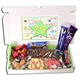70th Birthday Sweets Gift Box