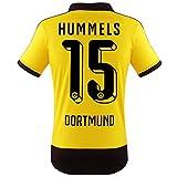 Trikot Puma Borussia Dortmund 2015-2016 Home - Hummels [Größe XL]