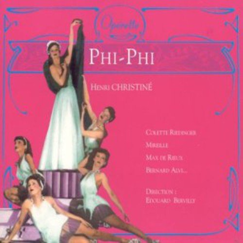 Phi-phi (coll. opérette)