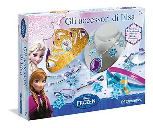 Clementoni 15124 - Gli Accessori di Elsa