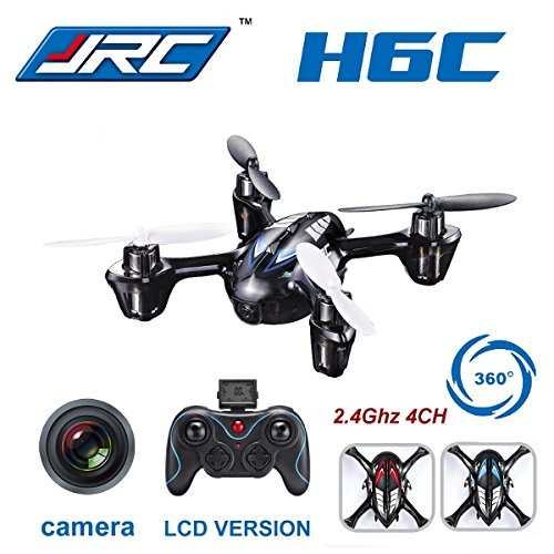 BlueBeach JJRC H6C Quadcopter