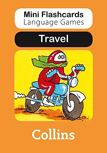Travel (Mini Flashcards Language Games)