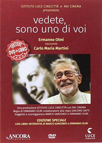 Vedete, sono uno di voi. Ermanno Olmi racconta Carlo Maria Martini. Con DVD