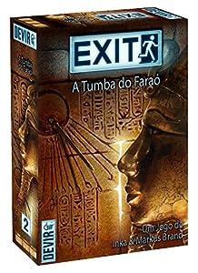 Devir- Tumba do faraó Juego Escape Room, (BGEXIT2PT)