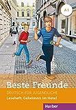 Beste Freunde A1: Deutsch als Fremdsprache / Leseheft: Geheimnis im Hotel