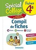 Spécial Collège - Compil de Fiches 4e