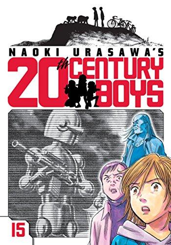 NAOKI URASAWA 20TH CENTURY BOYS GN VOL 15 (NOTE PRICE) (C: 1