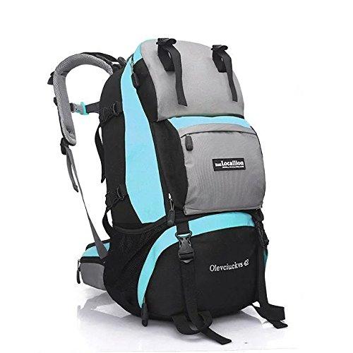 Farbe reichen Jahre Erfahrung im Outdoor-Rucksack Bergsteigen Taschen solide c