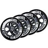 K2 Skates 100mm Speed Wheel 4-Pack Inline Skate Ersatzrollen 4er Pack 30B3006.1.1