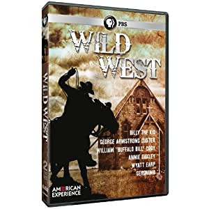 Wild West : (the real stories of Billy The Kid, Custer's Last Stand, Buffalo Bill, Annie Oakley, Wyatt Earp, Geronimo) [DVD] [UK Version]