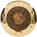 Meinl Cymbals B18DUC Byzance Extra Dry 45,7 cm (18 Zoll) Dual Crash Becken