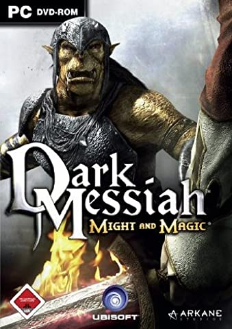 Dark Messiah Pc Dvd - Dark Messiah of Might & Magic [Import