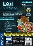 KOSMOS Spiele 692681 – EXIT – Das Spiel – Die verlassene Hütte, Die verlassene Hütte, Kennerspiel des Jahres 2017 - 2
