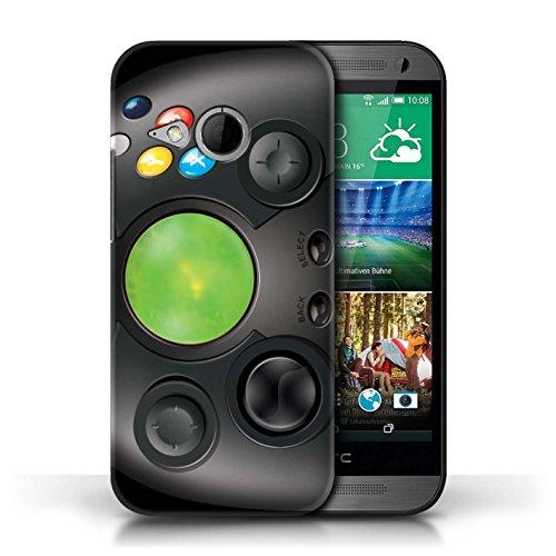 Etui / Coque pour HTC One/1 Mini 2 / Xbox conception / Collection de Console (jeux vidéo)