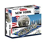 4D New York Cityscape Time Puzzle immagine