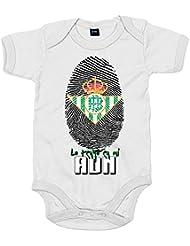 Body bebé Real Betis Balompié lo tengo en mi ADN