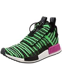 brand new 0d0ff d7490 adidas Originals Hombre Sneakers NMD TS1 Prim eknit