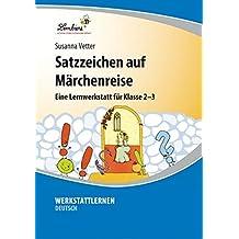 Satzzeichen auf Märchenreise (CD-ROM): Grundschule, Deutsch, Klasse 2-3