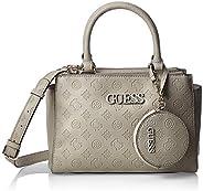 GUESS Womens Satchel Bag, Grey - SP743305