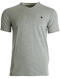 Timberland Ss Dunstan Rvr V Nec, T-Shirt Homme