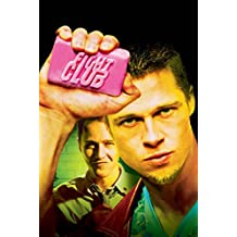 Fight Club Movie Poster 70 X 45 cm