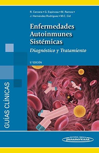 Descargar Libro Enfermedades Autoinmunes Sistémicas. Diagnóstico y tratamiento de Ricard Cervera Segura