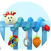 Cot Toys Pram Spiral RattlesToys Kinderwagen Hängende Spielzeug Sitz Spielzeug für Unisex Baby preisvergleich bei kleinkindspielzeugpreise.eu