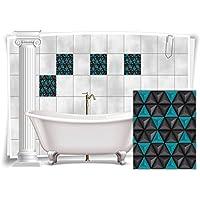 Suchergebnis auf Amazon.de für: badezimmer deko - Türkis ...