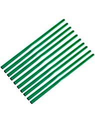 Artículos para perros - combinación de 10 picas, 120 cm, Ø 25 mm, verde