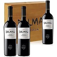 Marqués de Murrieta Dalmau Reserva 2013 - Paquete de 3 x 750 ml - Total: