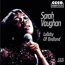 Sarah Vaughan: Lullaby of Birdland
