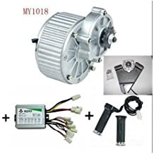 MY1018 450W 24V Motores eléctricos para bicicletas Kit de bicicleta eléctrica Kit bicicleta eléctrica china