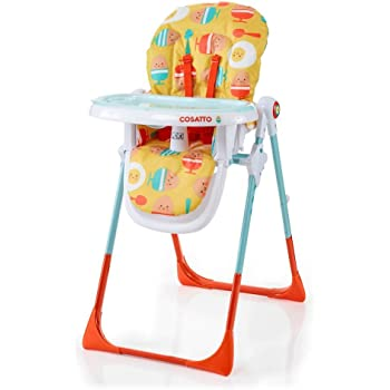 Cosatto Noodle Supa Highchair, Egg and Spoon