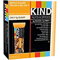 Kind Bar, Maple Glazed Pecan and Sea Salt, 40ml, 12 Count