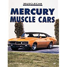 Mercury Muscle Cars (Muscle Car Color History) by David Newhardt (2002-01-23)
